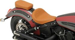 Drag Specialties Bobber-style Solo Front And Rear Seats 0810-1994
