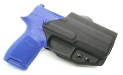 Sig Sauer P320 Compact M18 Owb .093 Kydex Paddle Holster Rmr/threaded Barrell