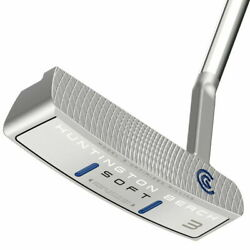New 2021 Cleveland Huntington Beach Soft Putter -pick Hand Model Grip And Length