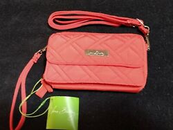 Vera Bradley All In One Crossbody for Iphone 6 in Canyon Sunset *Brand New* $24.99