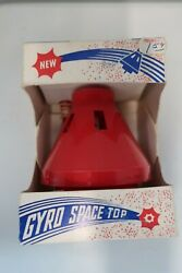 Vintage Toy Gyro Space Top 1967 Woolworth Toys By Miller Ferree Plastics