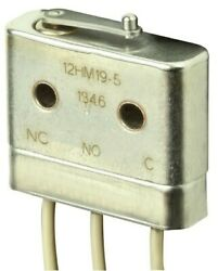 Honeywell 12hm19-5 Micro Switch� Miniature Hermetically Sealed Basic Switches...