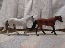 breyer stable mate lot stallions mares and ponys of all breeds photo quality
