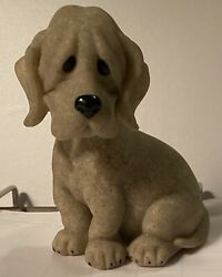 Quarry Critters Peewee Dog Second Nature Design Figurine 2001