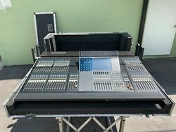 Yamaha M7cl-48 Version 3 Digital Mixing Console With Meter Bridge 9575 One