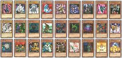 Yugioh 1st Ed. Nm Battle Pack 2 War Of The Giants 2013 Complete - All Mosaic