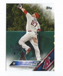 2016 Topps All-star Game Fanfest Exclusive Silver-stamped - You Pick - 234-468