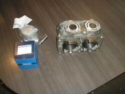 Tigershark 640 Cylinder W/ Pistons Fresh Bore .5mm Over No Core