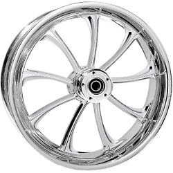 Rc Components - 18550-9210a-124 - Revolt Forged Rear Wheel 18in. X 5.5in. - Chr