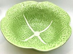 Olfaire Cabbage Lettuce Leaf Salad Bowl Made In Portugal