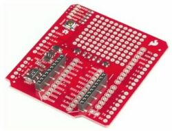 Arduino Xbee And Prototyping Shield