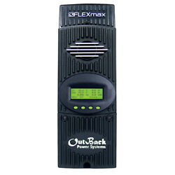 Outback Flexmax Fm-80 Mppt 80 Amp Solar Charge Controller New Fac-sealed Box