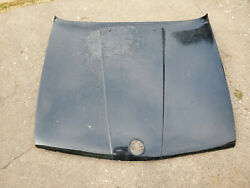 1986 Bmw 325es E30 Coupe Hood With Insulation