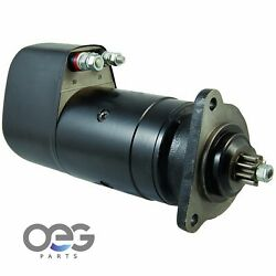 New Starter For Mercedes Heavy Duty 3850 85-85 A0031514601 A003151460180 Msr687
