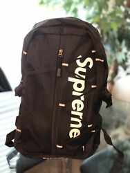 Brand New Supreme Backpack Black🔥 Ships Super Fast 💯 $80.00