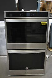 Whirlpool Wod77ec0hs 30 Stainless Electric Double Wall Oven Nob 94064 Hrt