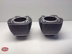 Harley Davidson 114and039and039 Cylinder Jugs Touring Milwaukee-eight 16800072 16800077 M8