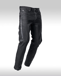 G-star Jeans And039citishield 3d Slim Taperedand039 Black Coated Water Protected W28 L32