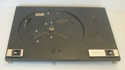 Kenwood Kd-1033 Turntable Top Deck With Nice Lettering