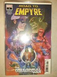 Marvel Comics Avengers/fantastic Four Empyre 26 Issues / Cover A / 1st Print