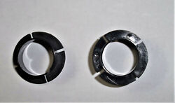 65-93 Mustang Automatic Shifter Bushing Lever Rebuild 2 Pcs 5.95 Ship Included
