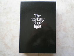 The Itty Bitty Book Light By Zelco, Complete