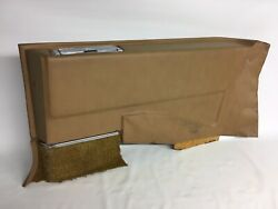 1973 73 1974 74 Cadillac Coupe Deville  Panel Right Rear Lower Tan