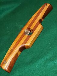Antique Wood Carriage Makers Router Plane