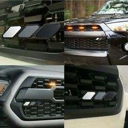 For Toyota Tacoma 4runner Tundra Tri-color 3 Grille Badge Emblem 30-day Return