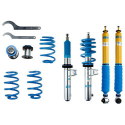 Bilstein B16 Front And Rear Performance Shock Kit For 2015-2019 Audi A3 Premium