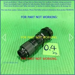 Navitar 1-6010 And 1-60135 Vision Lens As Photo Sn2072 For Part Not Working.