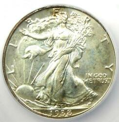 1938 Proof Walking Liberty Half Dollar 50c - Icg Pr68 Pf68 - 9000 Book Value
