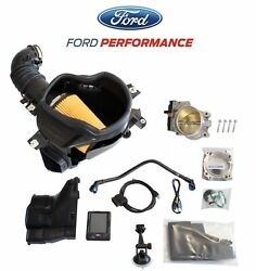 2018-2021 Mustang Gt Ford Oem Cold Air Intake Throttle Body And Calibration Tool