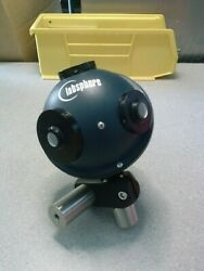 Labsphere 4 Port Laser Power Measurement Sphere W Thorlabs Rsa90 And Post X2