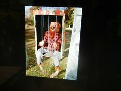 Animated Life Size Caged Werewolf Halloween Prop Very Rare