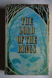 Lord Of The Rings, Jrr Tolkien. Bca Hardback Edition 1971 First Printing