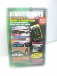 Bulldog Security Remote Starter Keyless Entry Remote Trunk Release RS 102. F
