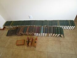 80 Volume Collection Of Antique Smithsonian Reports Annual Books Lot 1852-1964