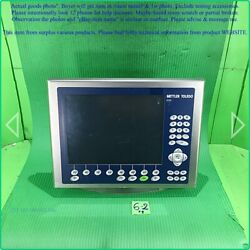 Mettler Toledo Id30 Weighing Panel As Photo Sn2079 Tested Fairly Used.