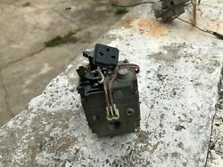 Weil Mclain Boiler Gas Valve For Vhe Boiler To Be Used With Mercury Sensor