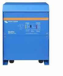 Victron Quattro Puresine Inverter/charger 24/5000/120 120v 5 Year Warranty