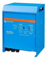 Victron Multiplus Inverter/charger 24v 3000w-70 120vac New 5 Year Warranty