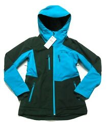 299 Womens M Columbia Wild Card Insulated Winter Snow Ski Snowboarding Jacket