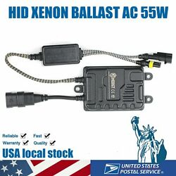 55w A.c Canbus Hid Xenon Digital Replacement Ballast For Hid Conversion Kit