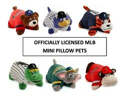 Official MLB Mini Pillow Pets MLB Pillow and Plush Toy