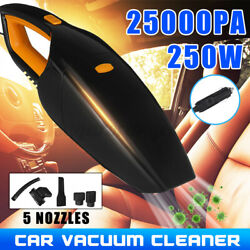 120W Car Home Dry Wet Portable Vacuum Cleaner Handheld Mini Car Vacuum Cleaner