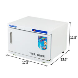Uvandheating 16l Towel Tool Sterilizer Warmer Cabinet Spa Facial Disinfection