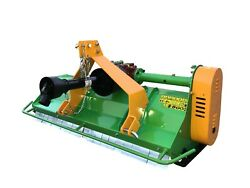 Nova Tractor Middle Duty 76 Flail Mower Md195 For Tractor 45 - 60hp