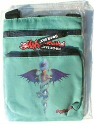 New Rock Sax Motley Crue Dr. Feelgood Girls Live Cross Shoulder Body Bag $29.99