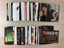 Coca-cola Holiday Collector Cards The Art Of Haddon Sundblom Comic Images 2001